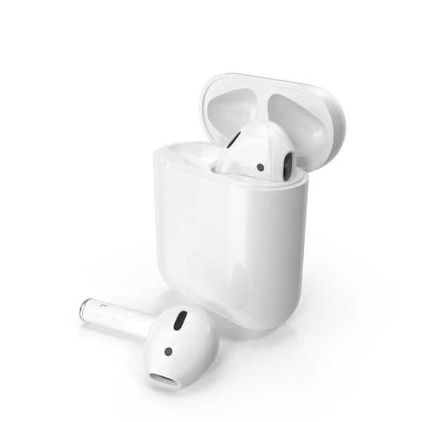 Airpods png wireless apple. Images psds for download