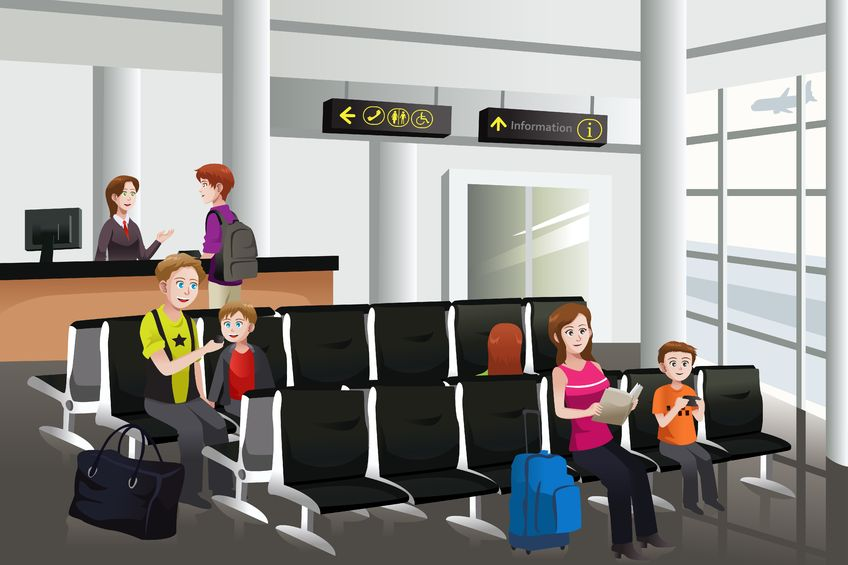 Airport clipart airport gate. Porter airlines makes lounges
