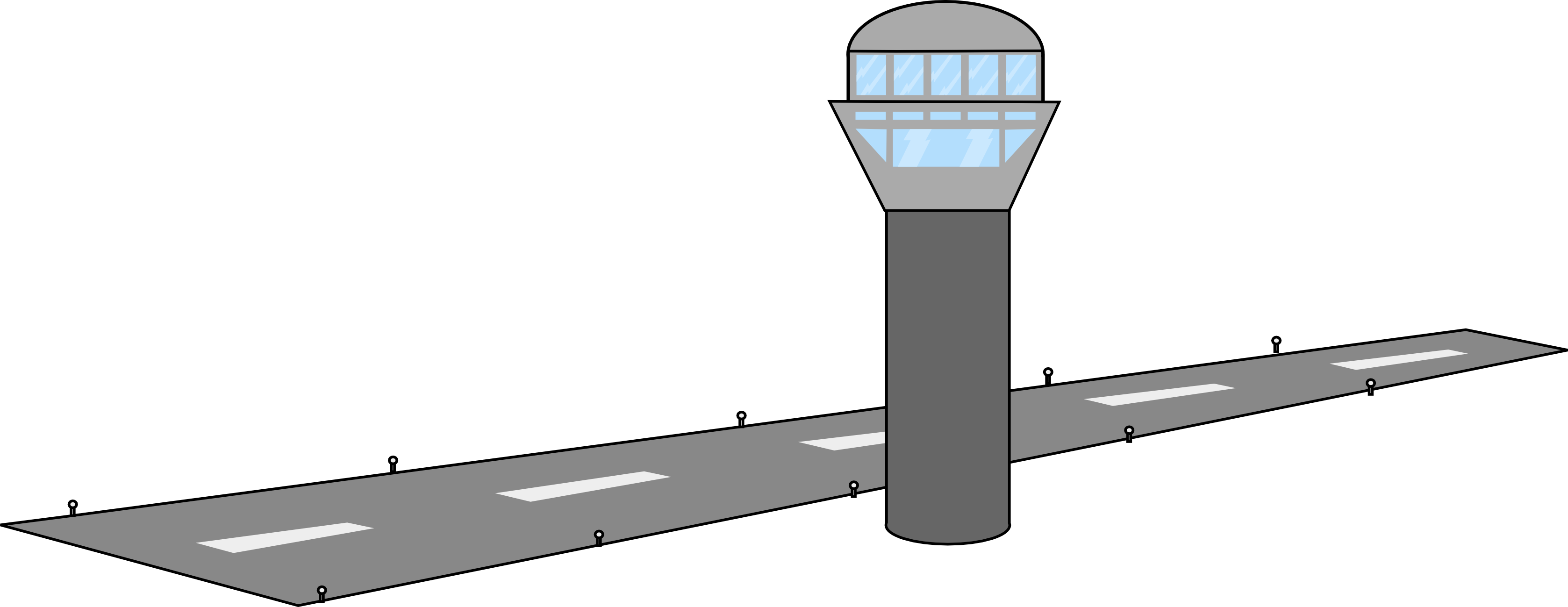 airport clipart airport tower