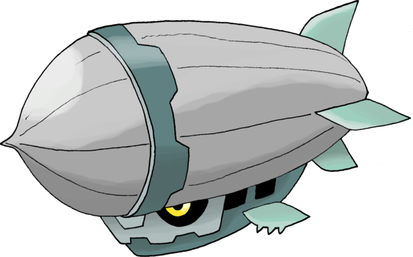 Zeppelin drawing flying. Pokemon by theblueflames on