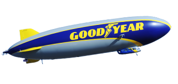 Airship drawing semi rigid. Current blimps goodyear blimp
