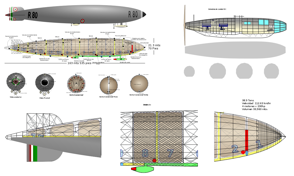 Airship drawing viking. R wikipedia