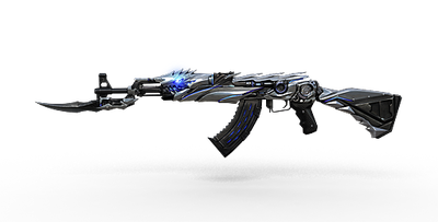 Ak drawing assault rifle. The official crossfire phippines