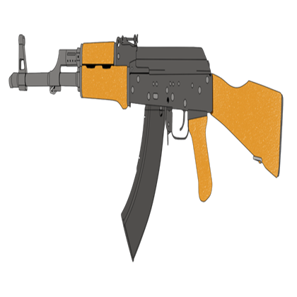 Ak drawing weapon. Images d roblox