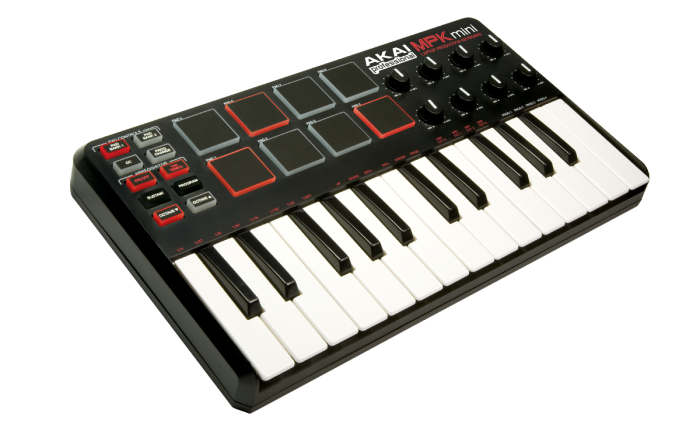 Akai mk 25 labels png seamless png. Off white noise mpk