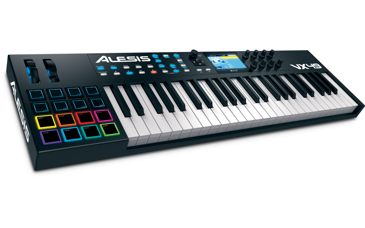 Akai mk 25 labels png seamless png. Alesis vx fully integrated
