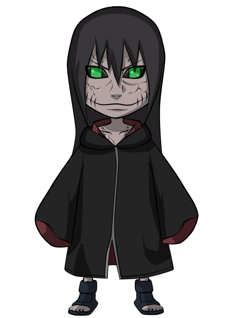 Akatsuki drawing kakuzu. Chibi by tazawa pinterest
