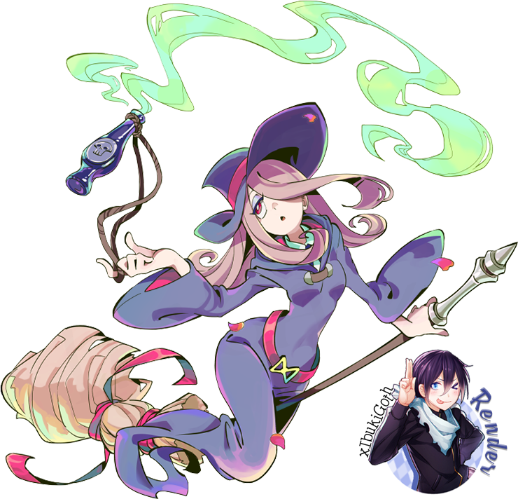 drawing witches