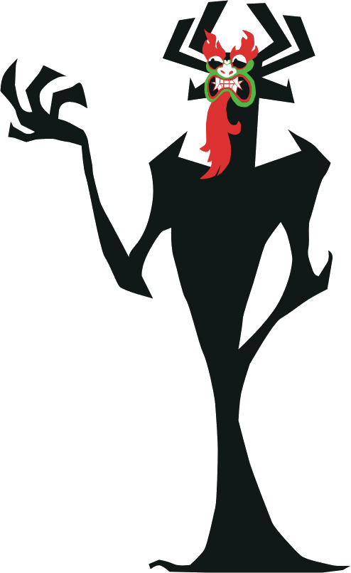samurai transparent jack