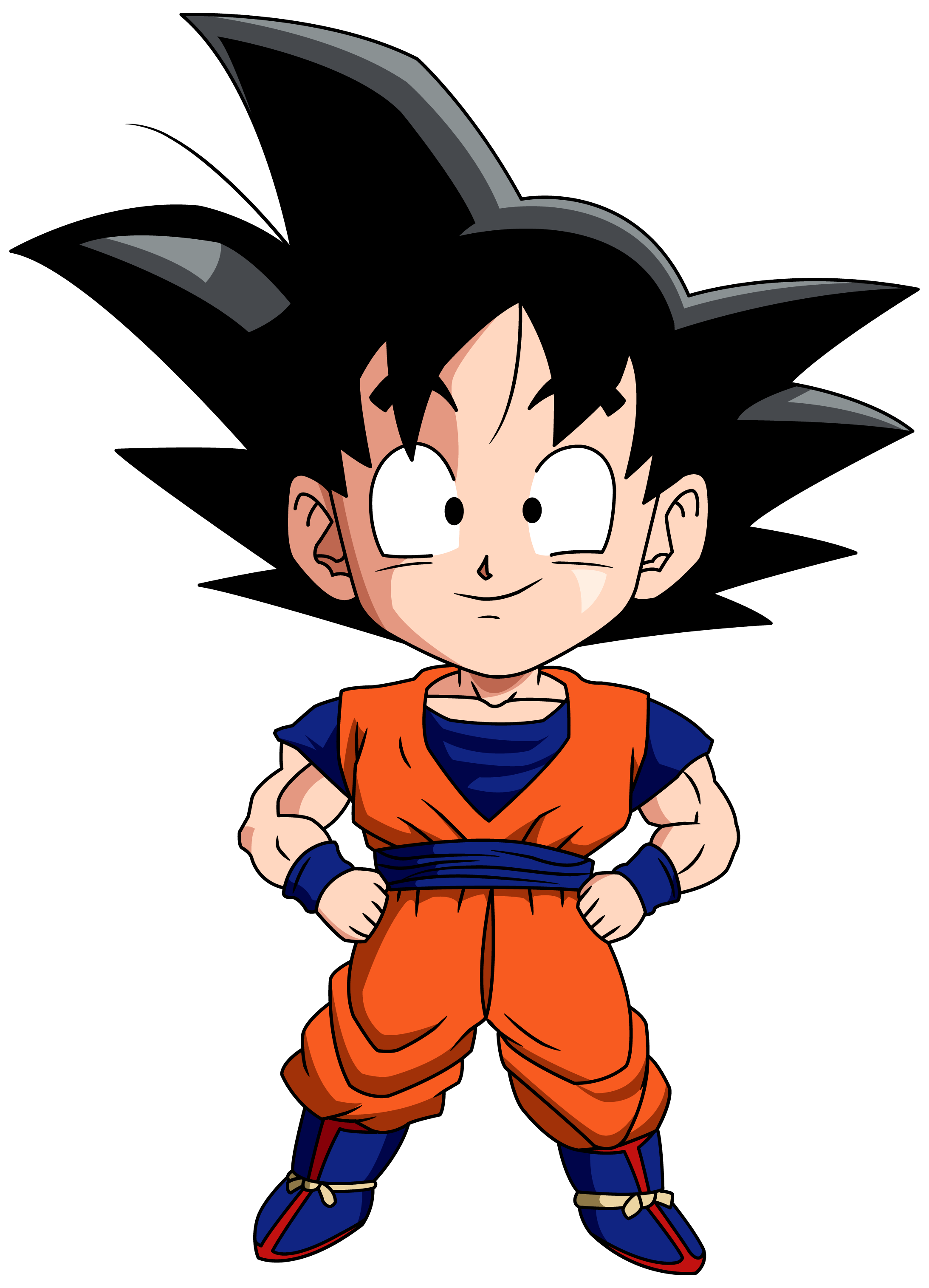 Chibis drawing goku. Pin by alberto chan