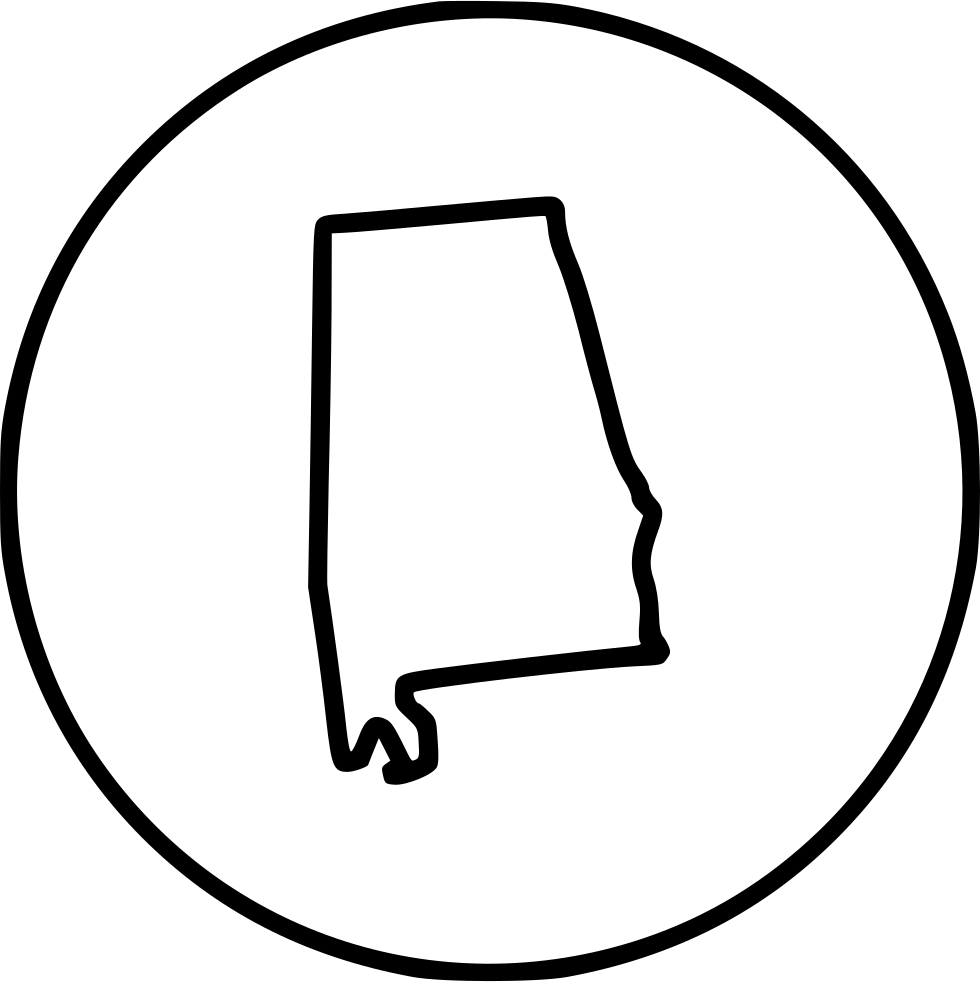 Alabama a png. Svg icon free download