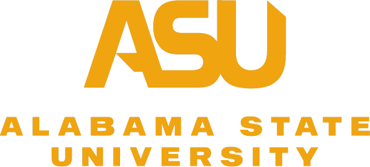 File state university logo. Alabama a png picture transparent stock