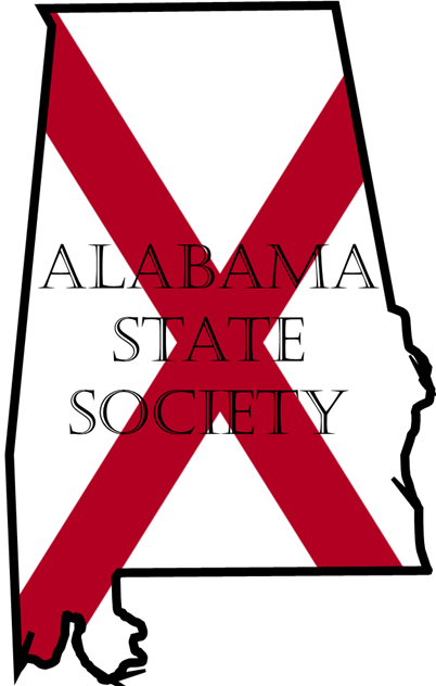State society . Alabama a png image library stock