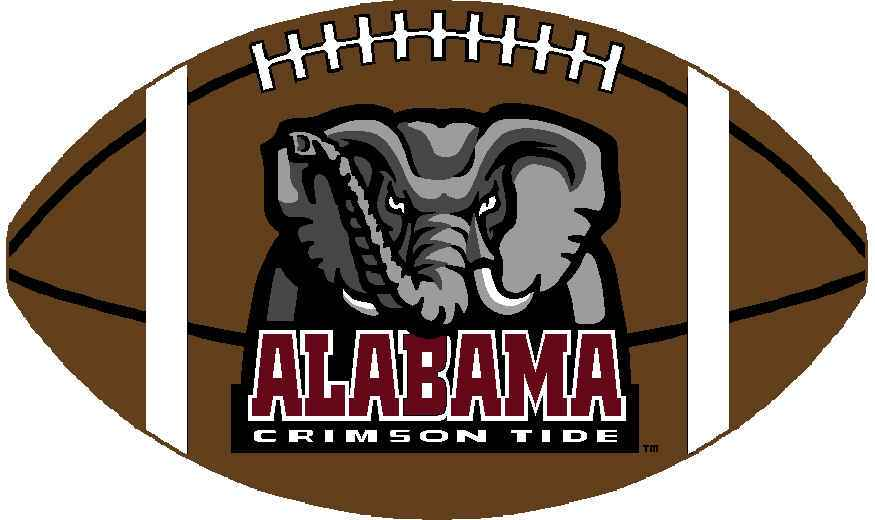 Alabama clipart college logo. University of coloring pages