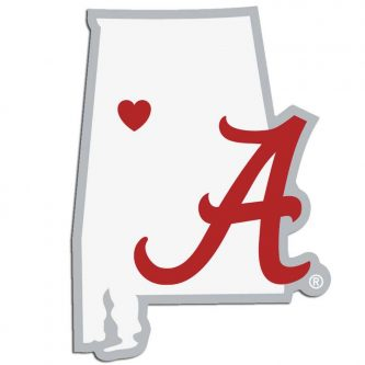 Alabama clipart outline. State silhouette at getdrawings