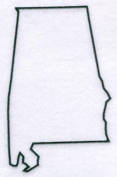 Alabama clipart outline. Pattern use the printable