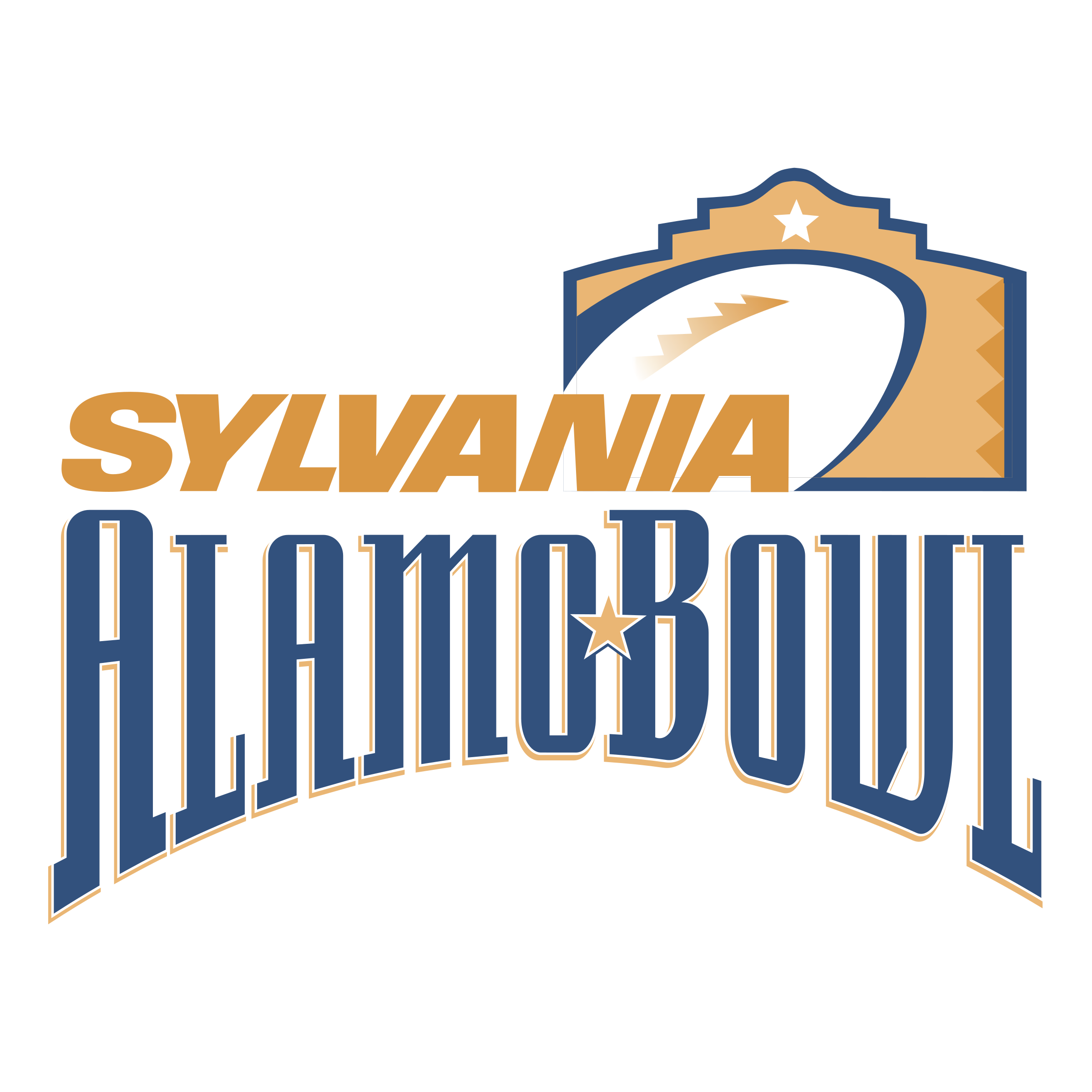 Alamo vector. Bowl logo png transparent