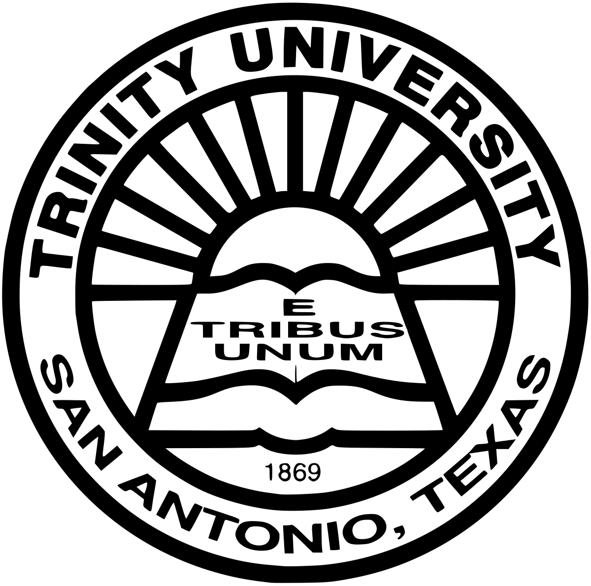 Republic drawing village life. Trinity university texas wikipedia