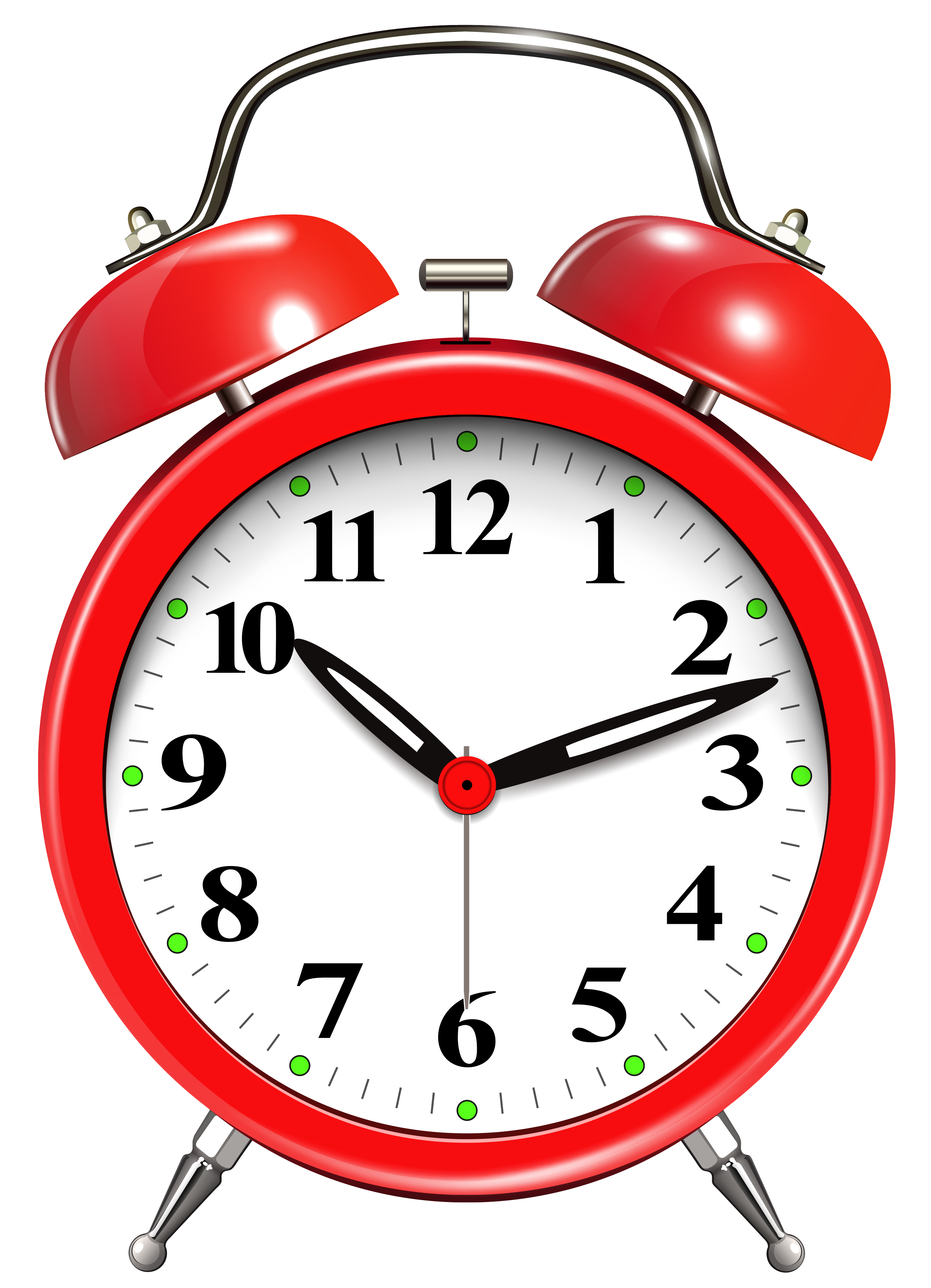 Clock red png clip. Alarm clipart cartoon graphic royalty free stock