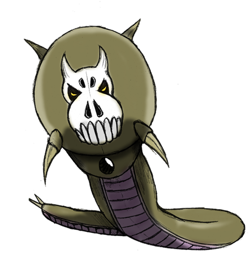 Alaska the bull worm png. Hollow by arrancarfighter on