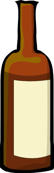 Alcohol bottle cartoon png. Free liquor cliparts download