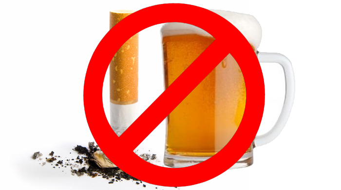 Alcohol clipart alcohol consumption. Lower cholesterol stop smoking