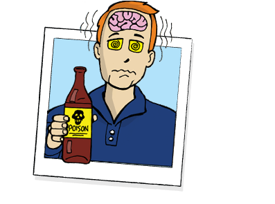 Alcohol clipart alcohol poisoning. Young booze busters geaap