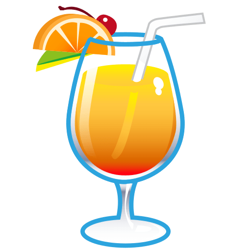tropical drink png