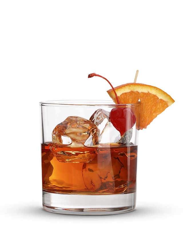 Alcoholic drink png. Southern comfort old fashioned
