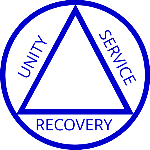 Alcoholics anonymous logo png. Aa meetings in homer