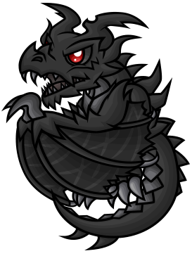 Alduin drawing chibi. Red paw designs i