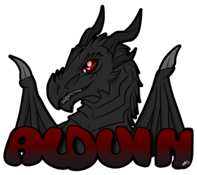 Alduin drawing head. Favourites by dragongirl on
