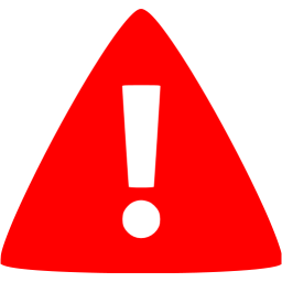 Alert icon png. Red free icons