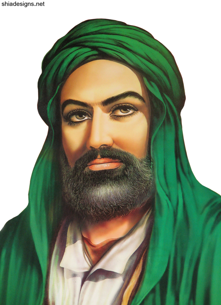 Imam s by shia. Ali a face png image freeuse library