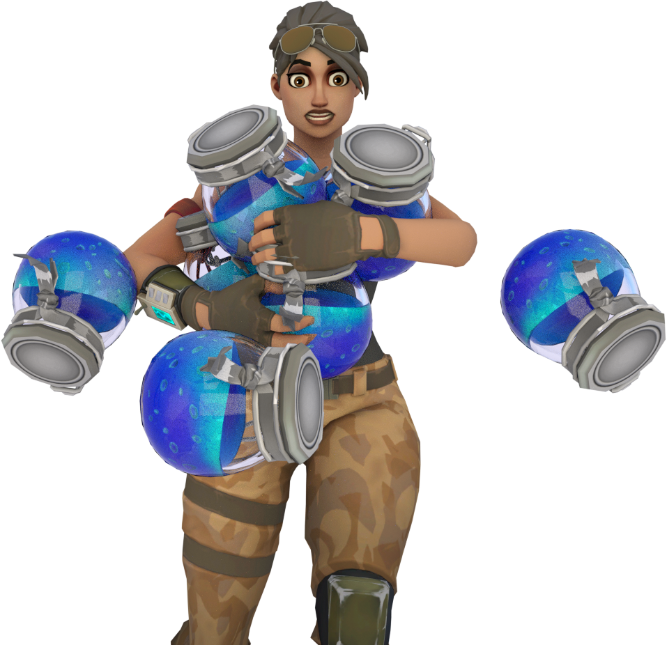 Ali-a png fortnite. Me coming out of