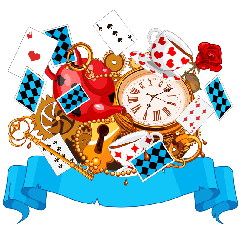 Alice in wonderland playing cards png. Clip art pinterest