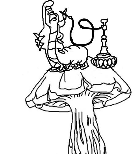 Alice in wonderland clipart wonderland outline. Cat drawing at getdrawings