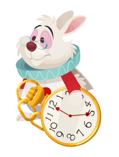 Alice in wonderland clock png. Download free dlpng photo