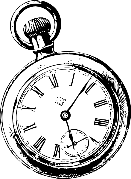 Alice in wonderland clock png. Collection of drawing