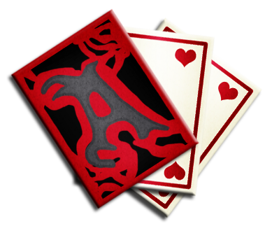 Alice in wonderland playing cards png. Of by blackmoonrose on