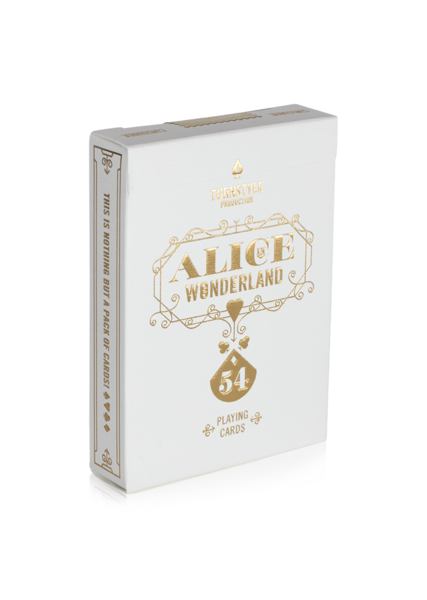 Alice in wonderland playing cards png. Art of play