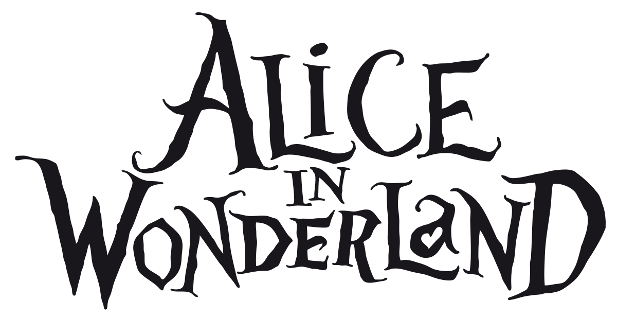 Alice in wonderland quote png. Franchise wikipedia