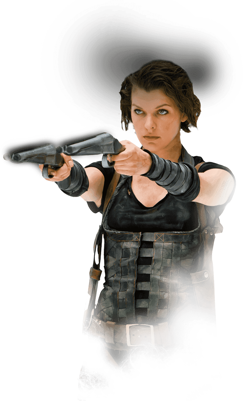 Alice resident evil png. Storybook past present and