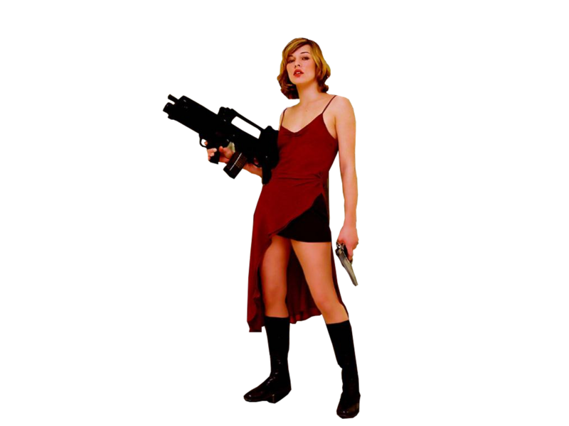 alice resident evil png