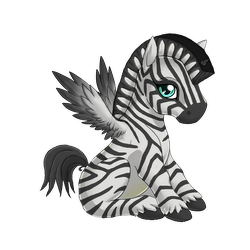 Image zebra baby png. Alicorn drawing picture free download
