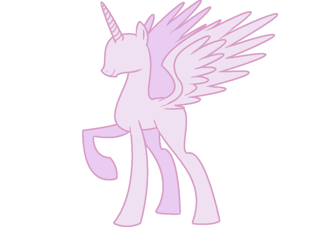 Alicorn drawing guide. Mlp google search alice