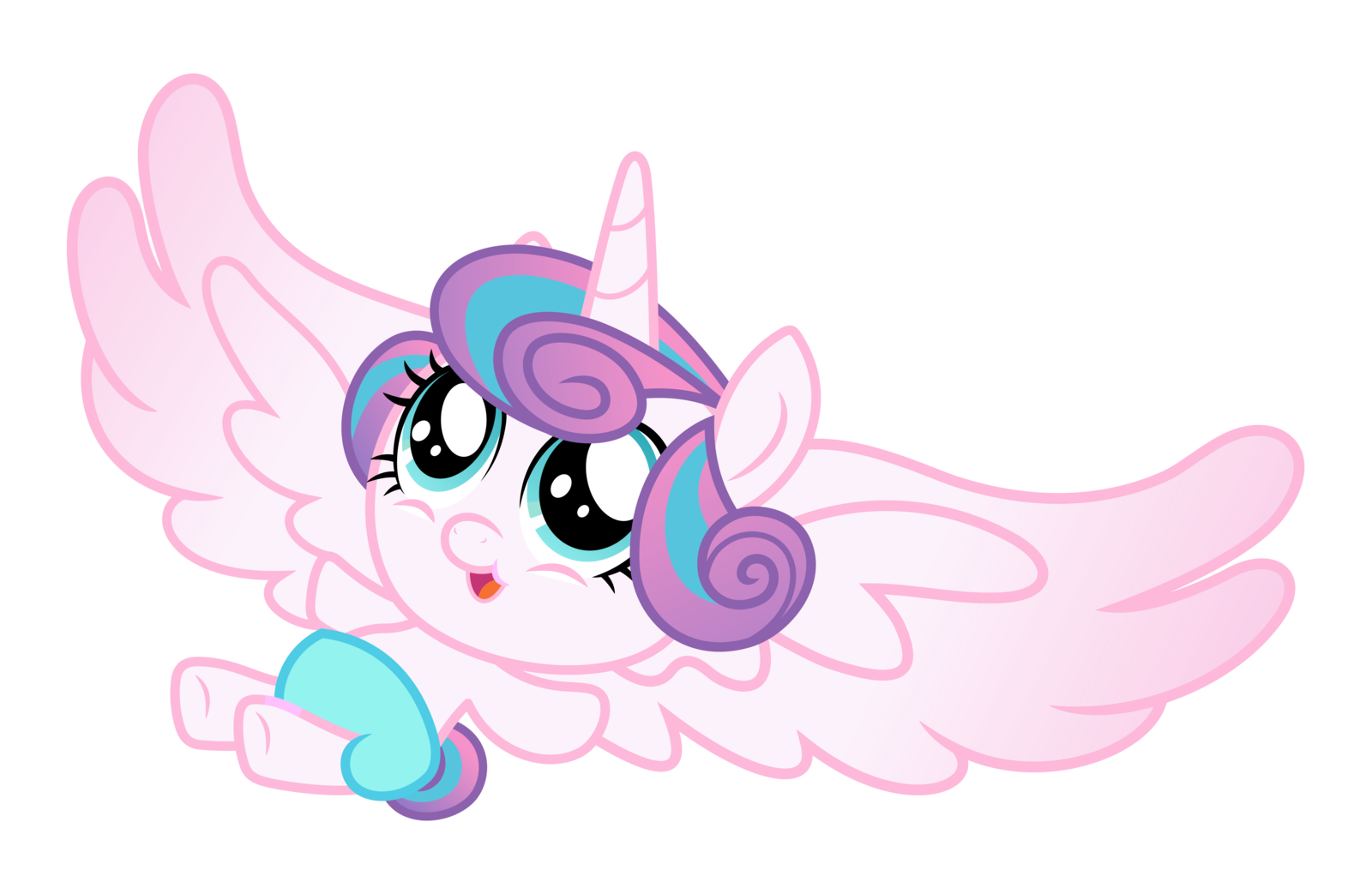 Alicorn drawing heart. Flurry fictional characters wiki