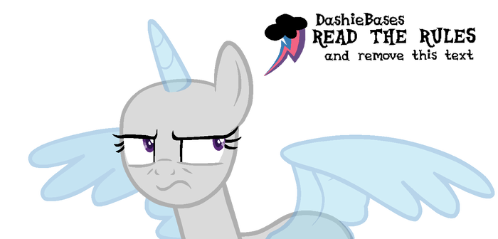Alicorn drawing mlp base. Bases favourites by betaluna
