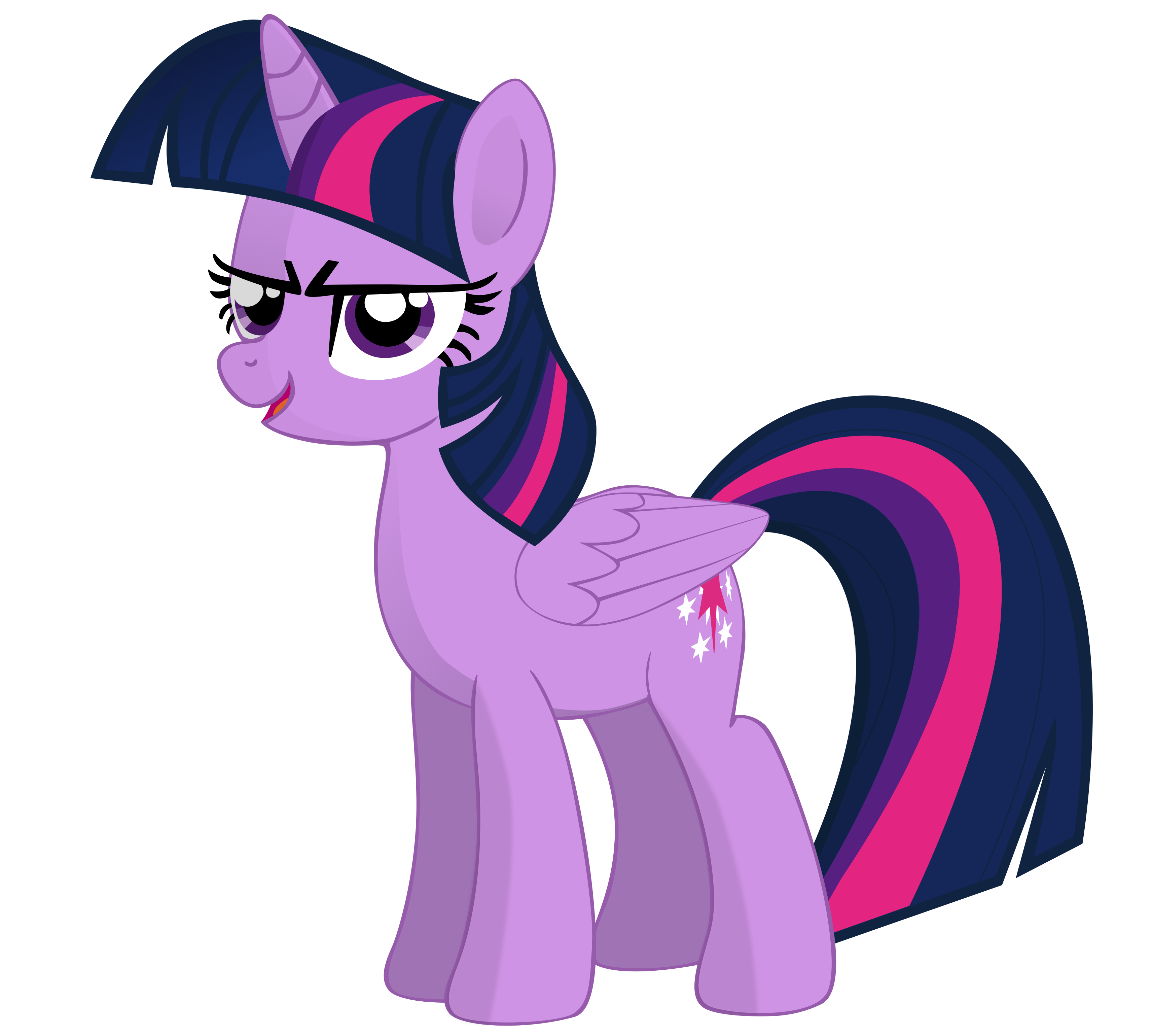 Alicorn drawing twilight sparkle. Clipart