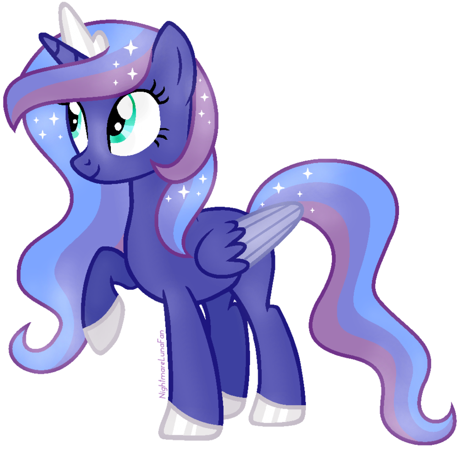 alicorn drawing beautiful